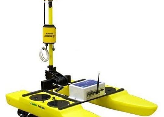 סירת מדידה EchoBoat